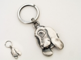 Big Ears Key Ring