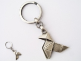 Origami Dog Key Ring